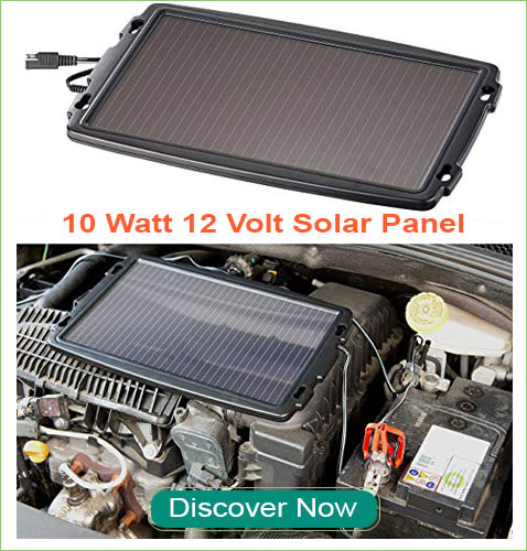 Solar to Charge Car Battery