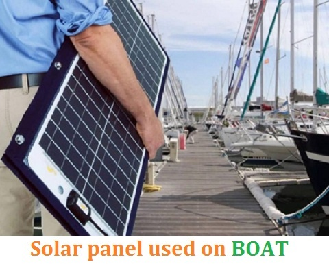 solar battery charger for boat harbor freight