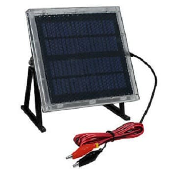 Solar Sealed Lead Acid Battery Charger