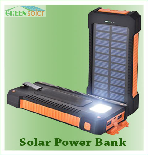 Solar power bank: Best Power Bank Portable Charger