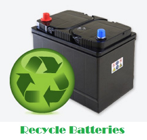 Importance of Recycling Batteries