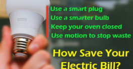 Best Way to Save Electricity and Money